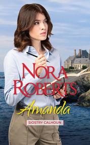 okładka Amanda, Książka | Nora Roberts