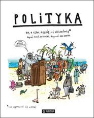 okładka Polityka, Książka   Boguś Janiszewski, Max Skorwider