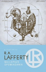okładka Najlepsze opowiadania, Książka | Laferty R.A.