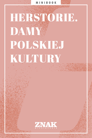 okładka Herstorie. Damy polskiej kultury, Ebook | autor zbiorowy