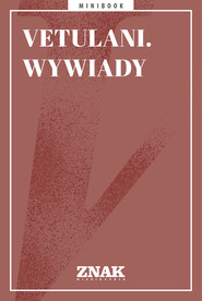 okładka Vetulani. Wywiady, Ebook | autor zbiorowy