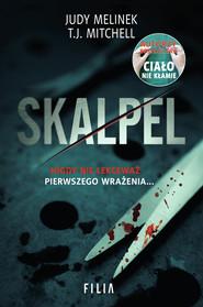 okładka Skalpel, Ebook | Dr Judy Melinek, T.J. Mitchell
