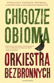 okładka ORKIESTRA BEZBRONNYCH, Ebook   Chigozie Obioma