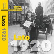 okładka Lato 1920, Audiobook | Rolińska Joanna