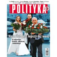 okładka AudioPolityka Nr 31 z 29 lipca 2020 roku, Audiobook | Polityka