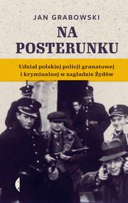 okładka Na posterunku, Ebook | Jan Grabowski