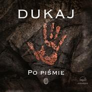 okładka Po piśmie, Audiobook | Jacek Dukaj
