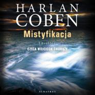okładka Mistyfikacja, Audiobook | Harlan Coben