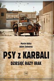 okładka Psy z Karbali. Dziesięć razy Irak, Ebook | Marcin Górka, Adam Zadworny