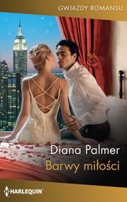 okładka Barwy miłości, Ebook | Diana Palmer