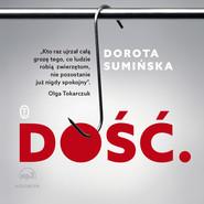 okładka Dość, Audiobook | Dorota Sumińska