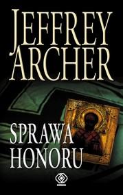 okładka Sprawa honoru, Ebook   Jeffrey Archer