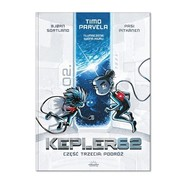 okładka Kepler62 Część trzecia Podróż, Książka | Tim Parvela, Bjorn Sortland, Pasi  Pitkänen