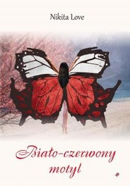 okładka Biało-czerwony motyl, Książka | Love Nikita