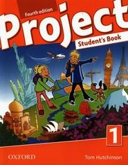 okładka Project 1 Student's Book False Beginner to Intermediate (A1-mid B1), Książka | Hutchinson Tom