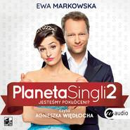 okładka Planeta Singli 2, Audiobook | Ewa Markowska