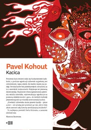 okładka Kacica, Ebook | Kohout Pavel
