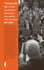 okładka Nienawiść sp. z o.o., Ebook | Matt Taibbi