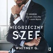 okładka Niegrzeczny szef, Audiobook | Whitney G.