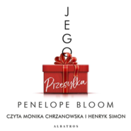 okładka Jego przesyłka, Audiobook | Bloom Penelope