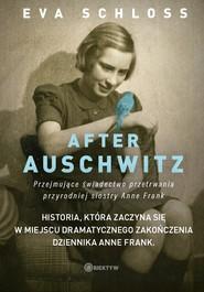 okładka After Auschwitz, Ebook | Bartlett Karen, Eva Schloss