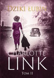 okładka Dziki łubin, Książka | Charlotte Link