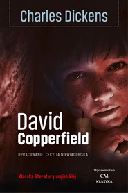 okładka David Copperfield, Książka   Charles Dickens