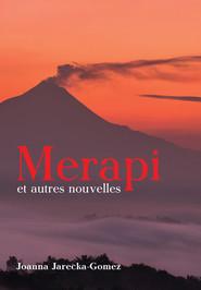 okładka Merapi et autres nouvelles, Książka | Jarecka-Gomez Joanna