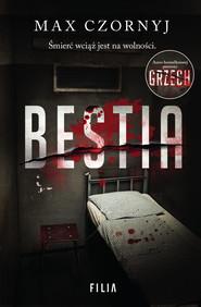okładka Bestia, Ebook | Max Czornyj