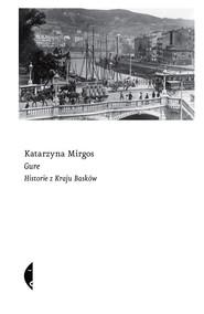 okładka Gure, Ebook | Mirgos Katarzyna