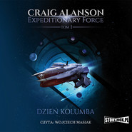 okładka Expeditionary Force. Tom 1. Dzień Kolumba, Audiobook | Craig Alanson