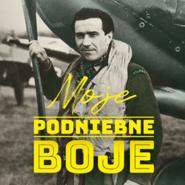 okładka Moje podniebne boje, Audiobook | Marek Duryasz