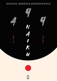 okładka 499 Haiku, Książka | Brzóskiewicz Dariusz Brzóska
