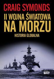 okładka II wojna światowa na morzu, Ebook | Craig Symonds