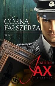 okładka Córka fałszerza, tom 2, Ebook | Joanna Jax