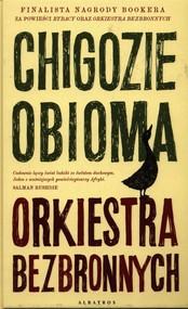 okładka Orkiestra bezbronnych, Książka | Chigozie Obioma