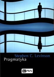 okładka Pragmatyka, Książka   Stephen C. Levinson