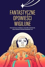 okładka Fantastyczne opowieści wigilijne, Książka | null