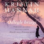 okładka Odległe brzegi, Audiobook | Hannah Kristin