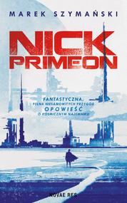 okładka Nick Primeon, Ebook | Marek Szymański