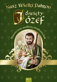 okładka Nasz wielki patron św Józef, Audiobook | Marek  Balon