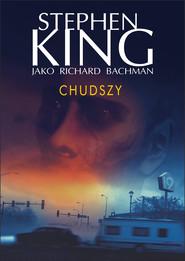 okładka Chudszy, Ebook   Stephen King