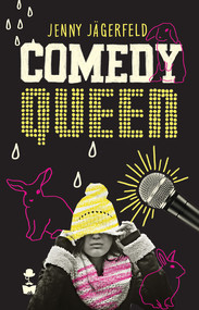 okładka Comedy Queen, Ebook | Jenny Jägerfeld