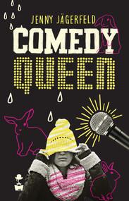 okładka Comedy Queen, Ebook | Jenny Jägerfeld