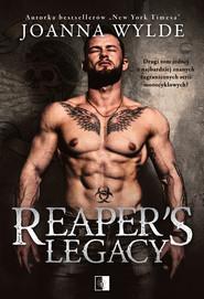 okładka Reaper's Legacy, Ebook | Joanna  Wylde