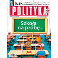 okładka AudioPolityka Nr 35 z 26 sierpnia 2020 roku, Audiobook | Polityka