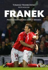 okładka Franek, Ebook | Tomasz Frankowski