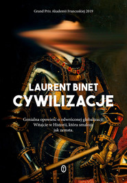 okładka Cywilizacje, Ebook   Laurent Binet