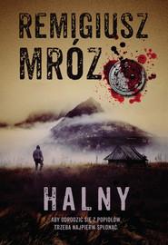 okładka Halny, Ebook | Remigiusz Mróz