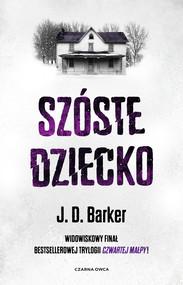 okładka Szóste dziecko, Ebook | J.D. Barker